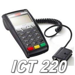 ICT 220 FIXE RTC, IP, GPRS