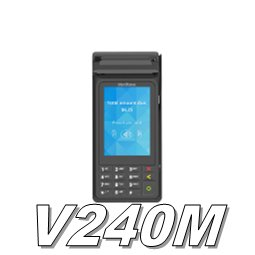 V240M portable GPRS, IP, RTC, BTW